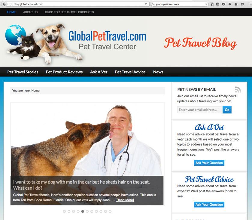 Global Pet Travel