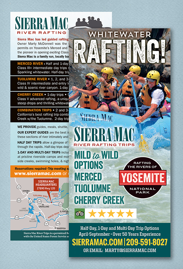 Sierra Mac Rack Card