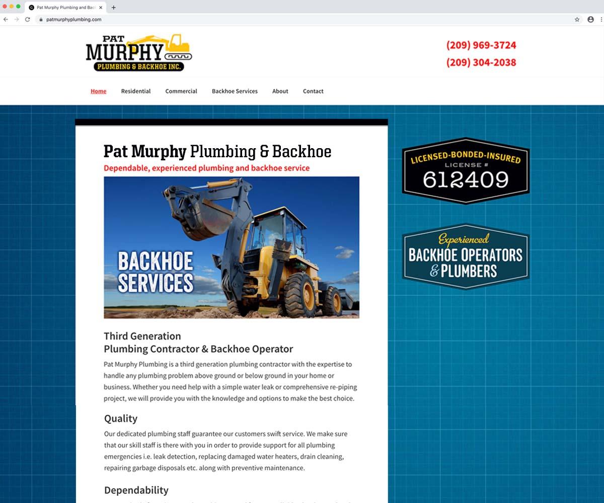Pat Murphy Plumbing
