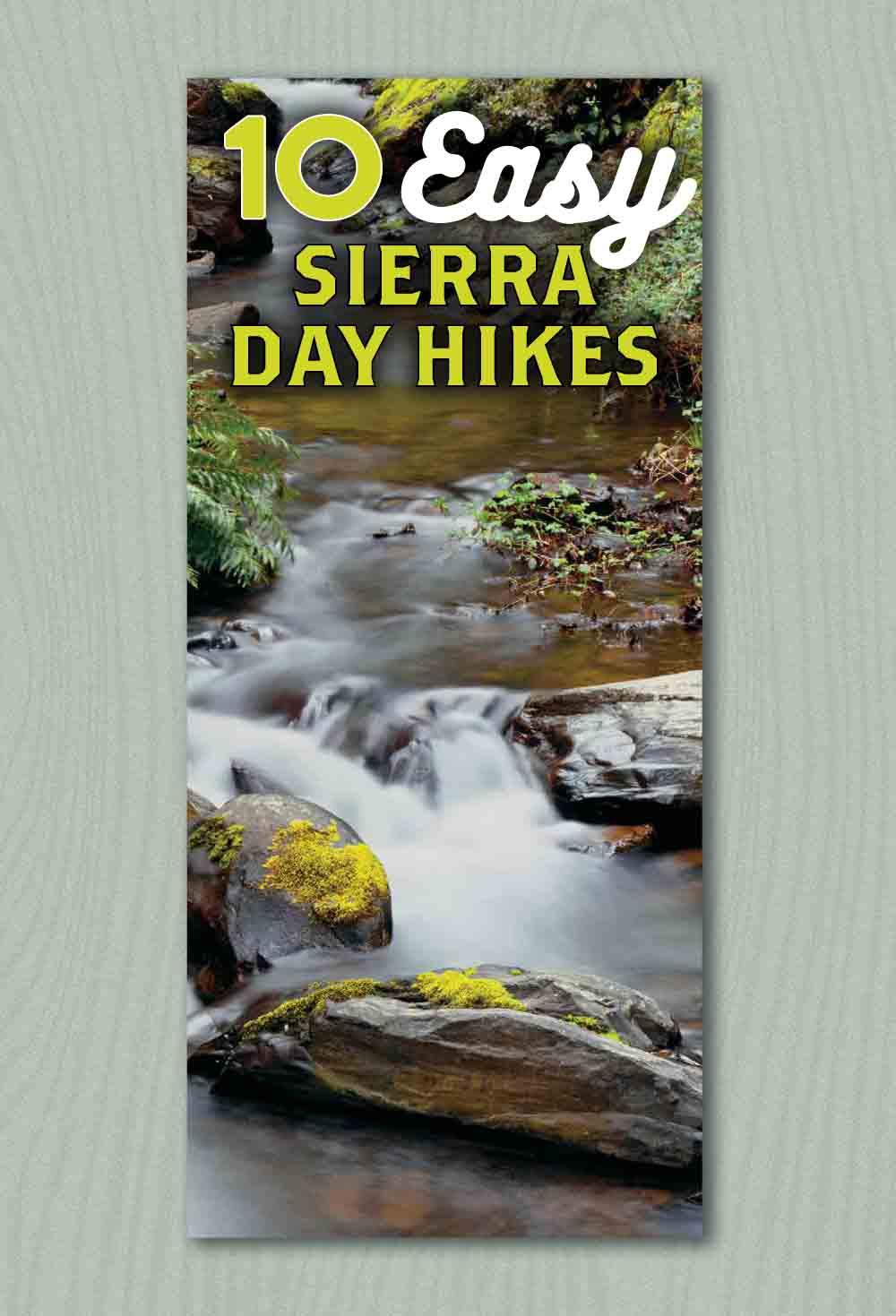 Ten Sierra Day Hikes
