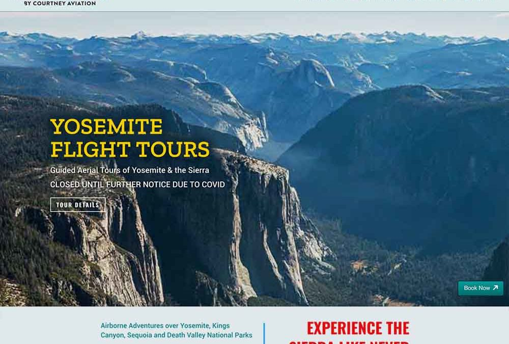 Yosemite Flight Tours